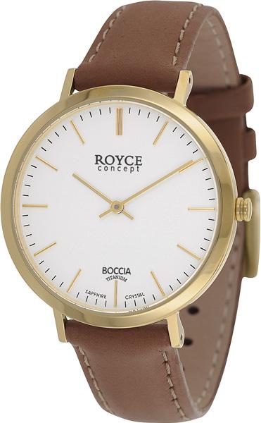 Мужские часы Boccia Titanium 3590-12 цена и фото