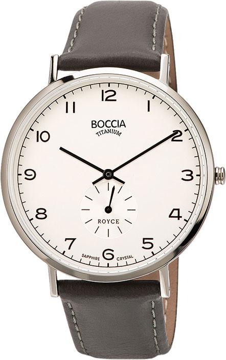 Мужские часы Boccia Titanium 3592-01 мужские часы boccia titanium 3592 01