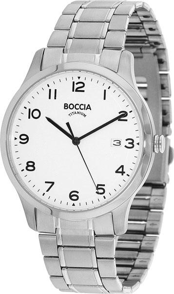 Мужские часы Boccia Titanium 3595-01 мужские часы boccia titanium 3549 01