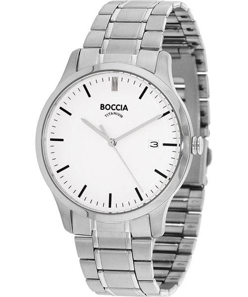 Мужские часы Boccia Titanium 3595-02 мужские часы boccia titanium 3592 02