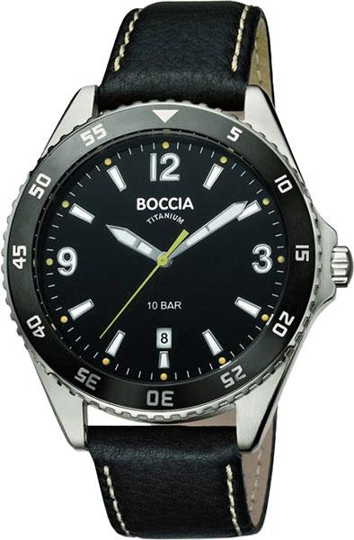 Мужские часы Boccia Titanium 3599-02 мужские часы boccia titanium 3576 02