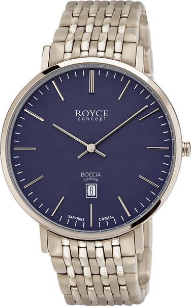 Мужские часы Boccia Titanium 3605-01 все цены