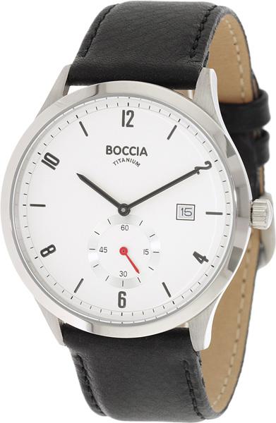 Мужские часы Boccia Titanium 3606-01 boccia bcc 3210 01