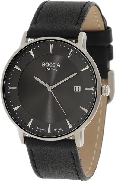 Мужские часы Boccia Titanium 3607-01 мужские часы boccia titanium 3549 01