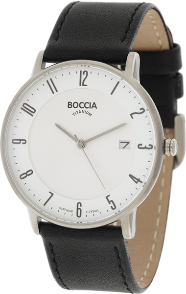 лучшая цена Мужские часы Boccia Titanium 3607-02