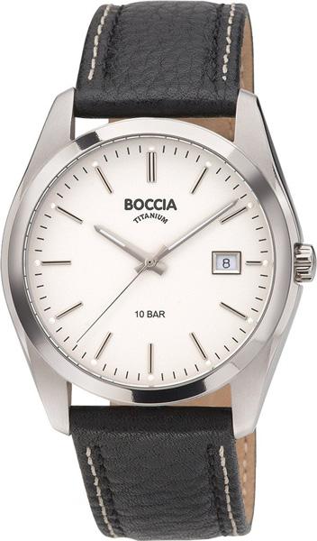 где купить Мужские часы Boccia Titanium 3608-01 по лучшей цене