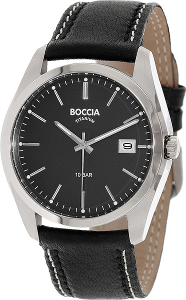 лучшая цена Мужские часы Boccia Titanium 3608-02
