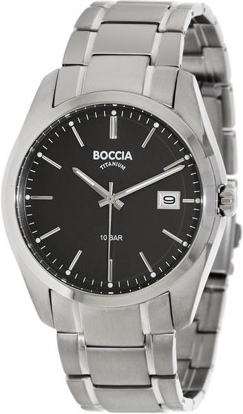 Мужские часы Boccia Titanium 3608-04