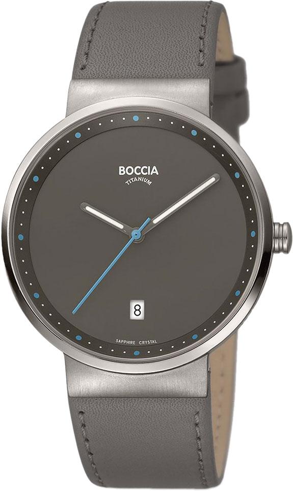 Мужские часы Boccia Titanium 3615-03