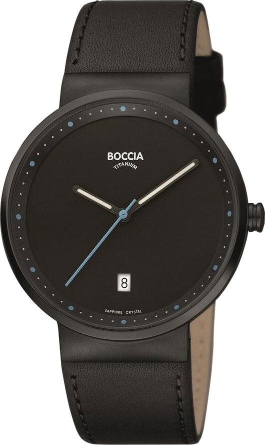 Мужские часы Boccia Titanium 3615-04