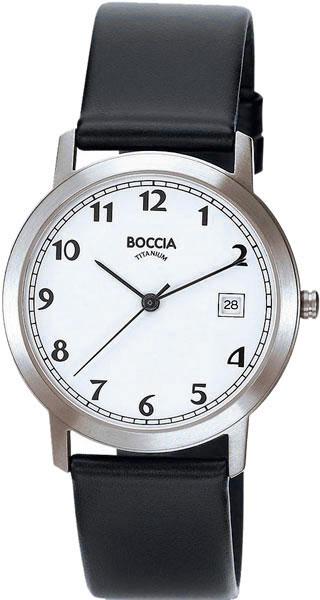 Женские часы Boccia Titanium 3617-01 сетевое зарядное устройство deppa 2 usb 3 4а черный