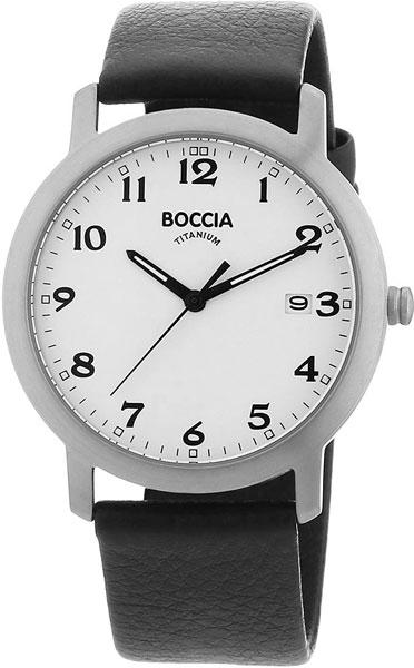 Мужские часы Boccia Titanium 3618-01 мужские часы boccia titanium 3549 01