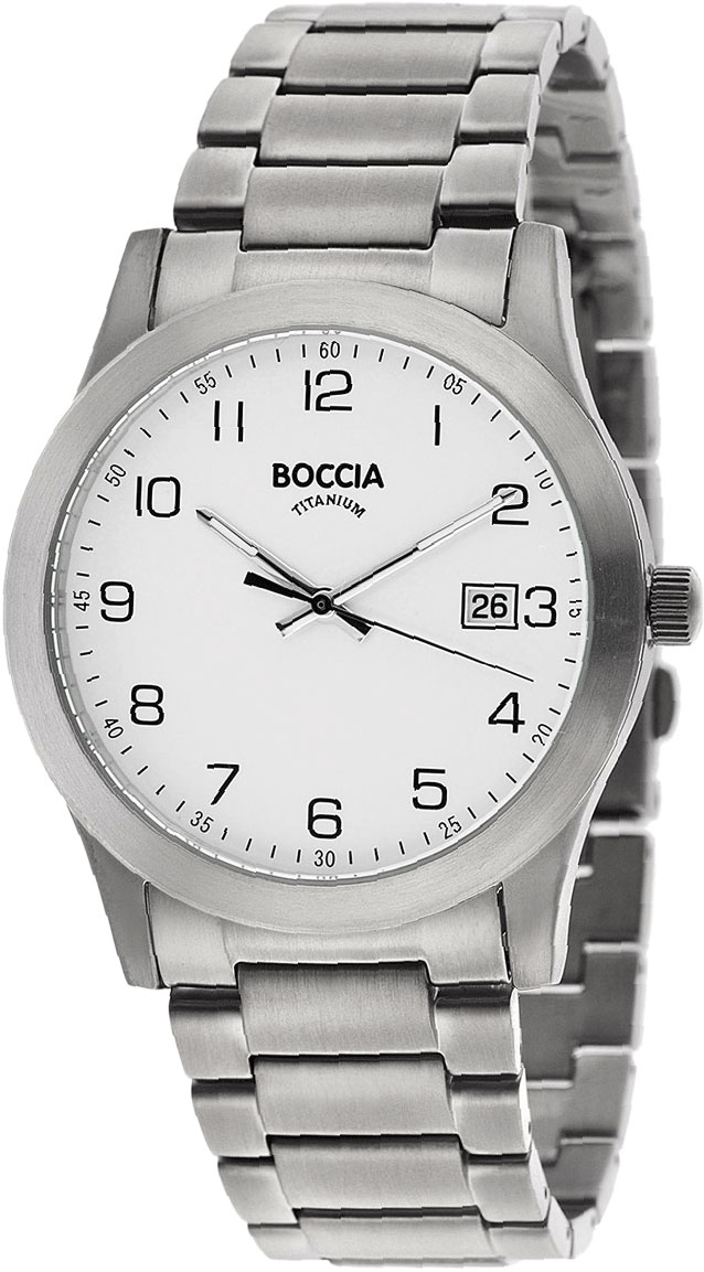 Мужские часы Boccia Titanium 3619-01