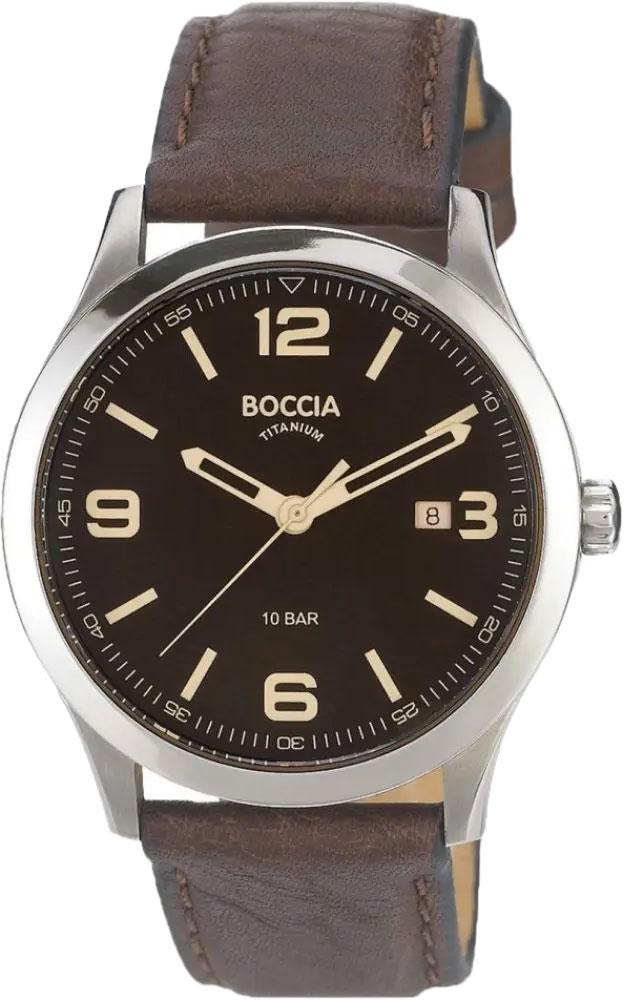 Мужские часы Boccia Titanium 3624-01