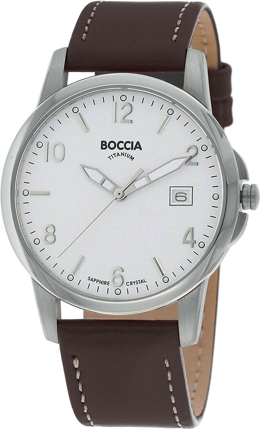 Мужские часы Boccia Titanium 3625-01