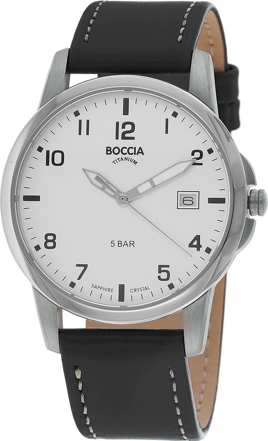 Мужские часы Boccia Titanium 3625-02