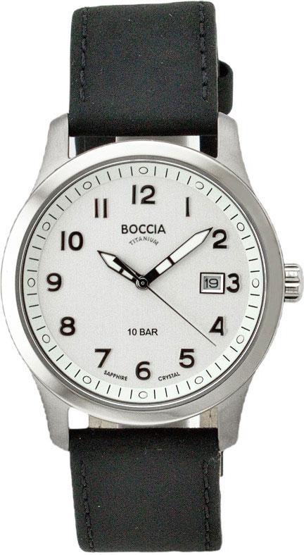 Мужские часы Boccia Titanium 3626-01