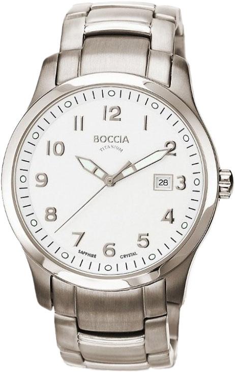 Мужские часы Boccia Titanium 3626-04
