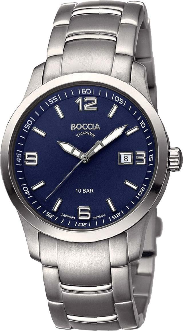 Мужские часы Boccia Titanium 3626-05