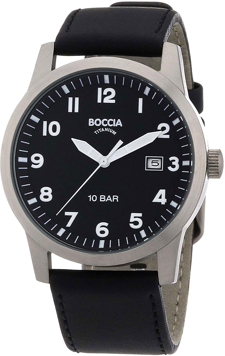 Мужские часы Boccia Titanium 3631-01