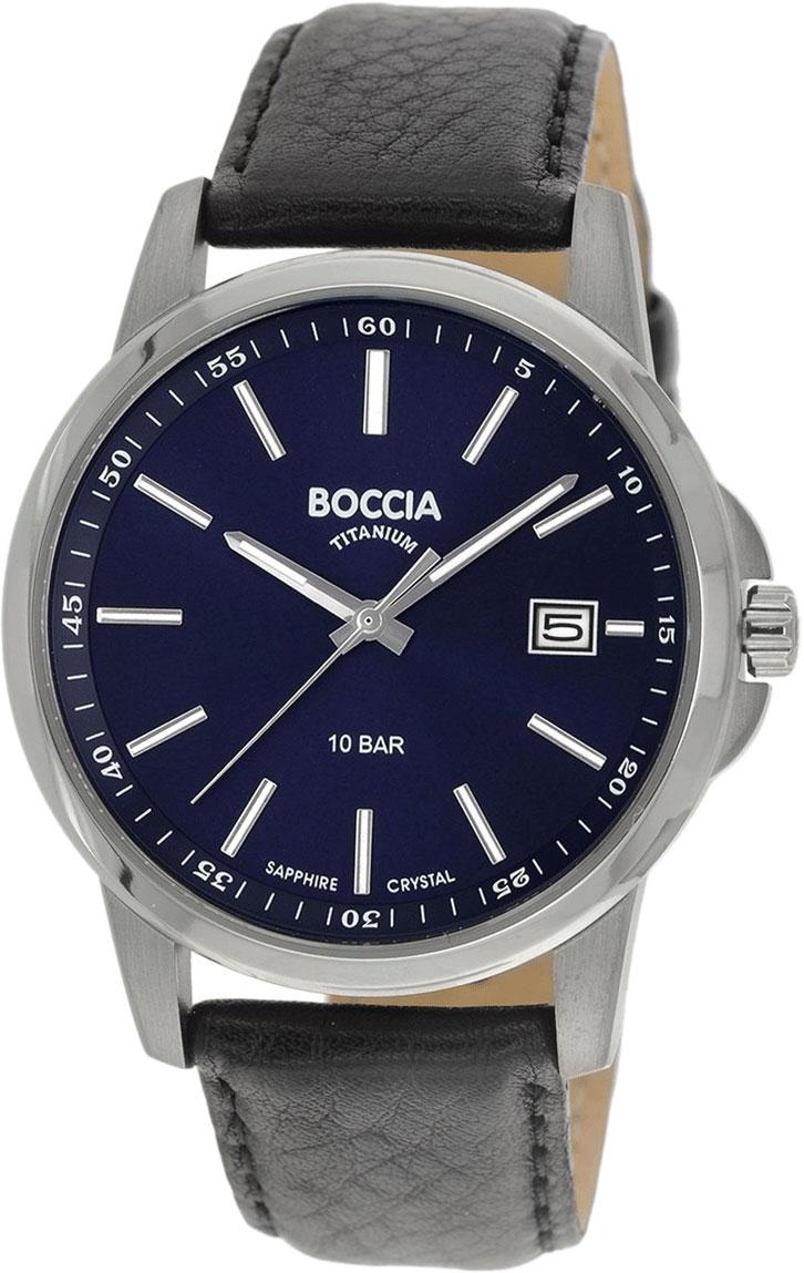 Мужские часы Boccia Titanium 3633-01