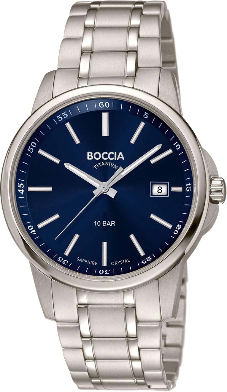 Мужские часы Boccia Titanium 3633-04