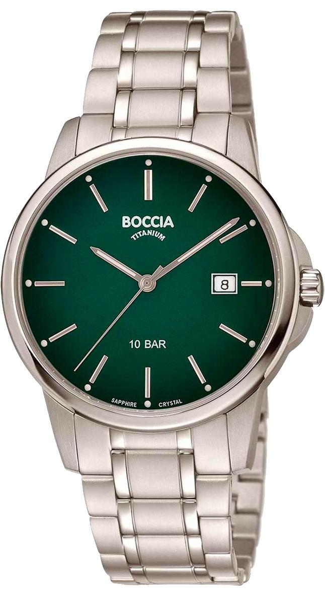 Мужские часы Boccia Titanium 3633-05