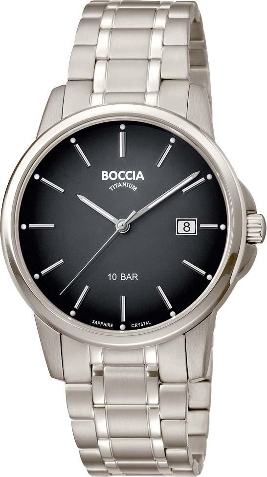 Мужские часы Boccia Titanium 3633-07