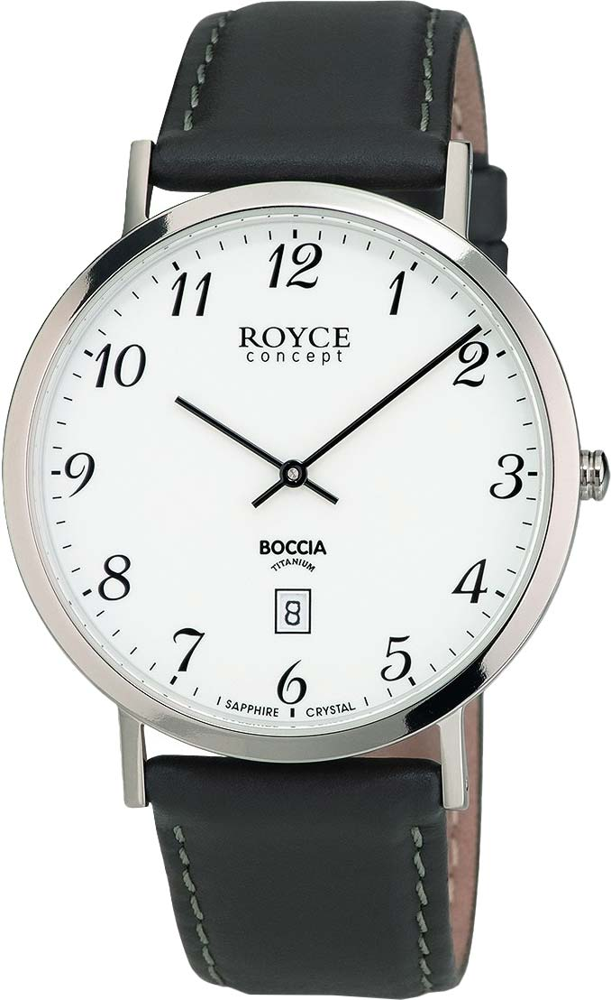 Мужские часы Boccia Titanium 3634-01