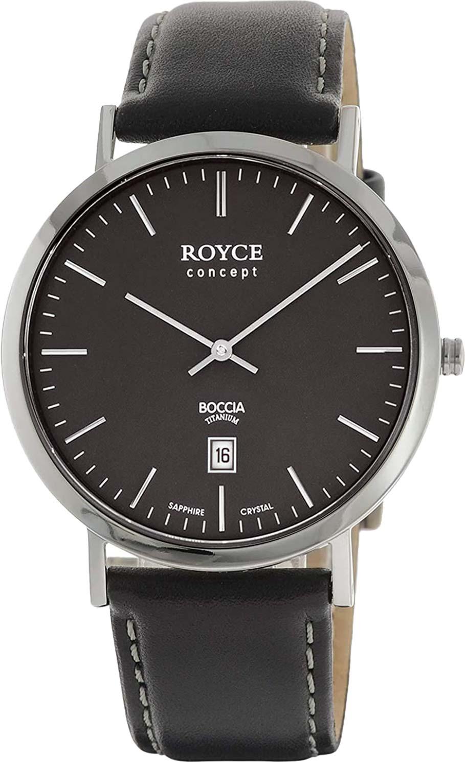 Мужские часы Boccia Titanium 3634-03