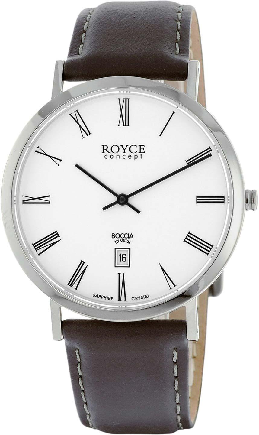 Мужские часы Boccia Titanium 3634-04