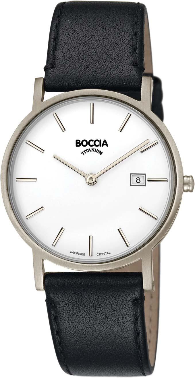 Мужские часы Boccia Titanium 3637-02