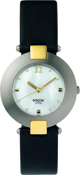 где купить Женские часы Boccia Titanium 364-16 по лучшей цене