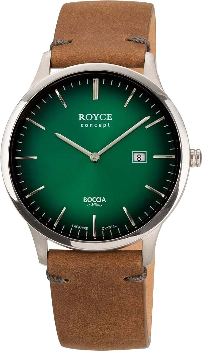 Мужские часы Boccia Titanium 3641-02