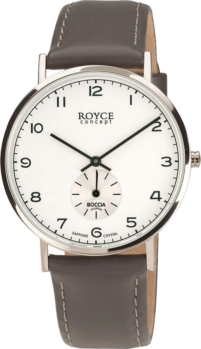 Фото - Мужские часы Boccia Titanium 3642-01 3642 j