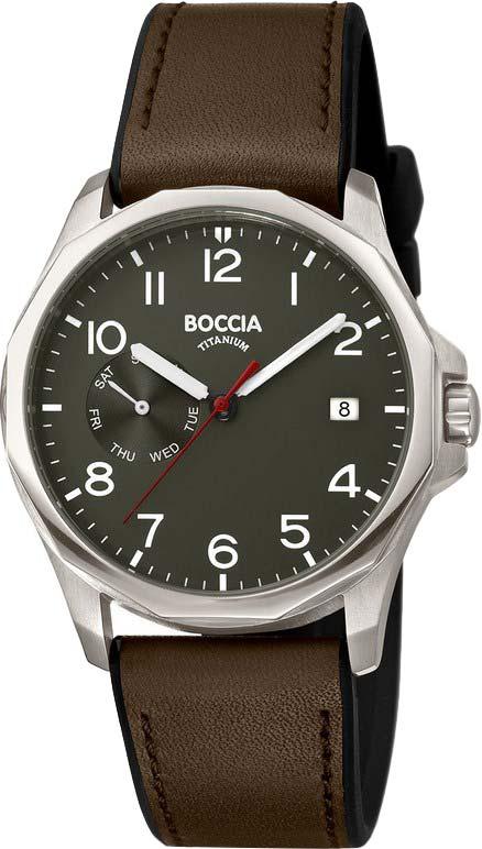 Мужские часы Boccia Titanium 3644-01