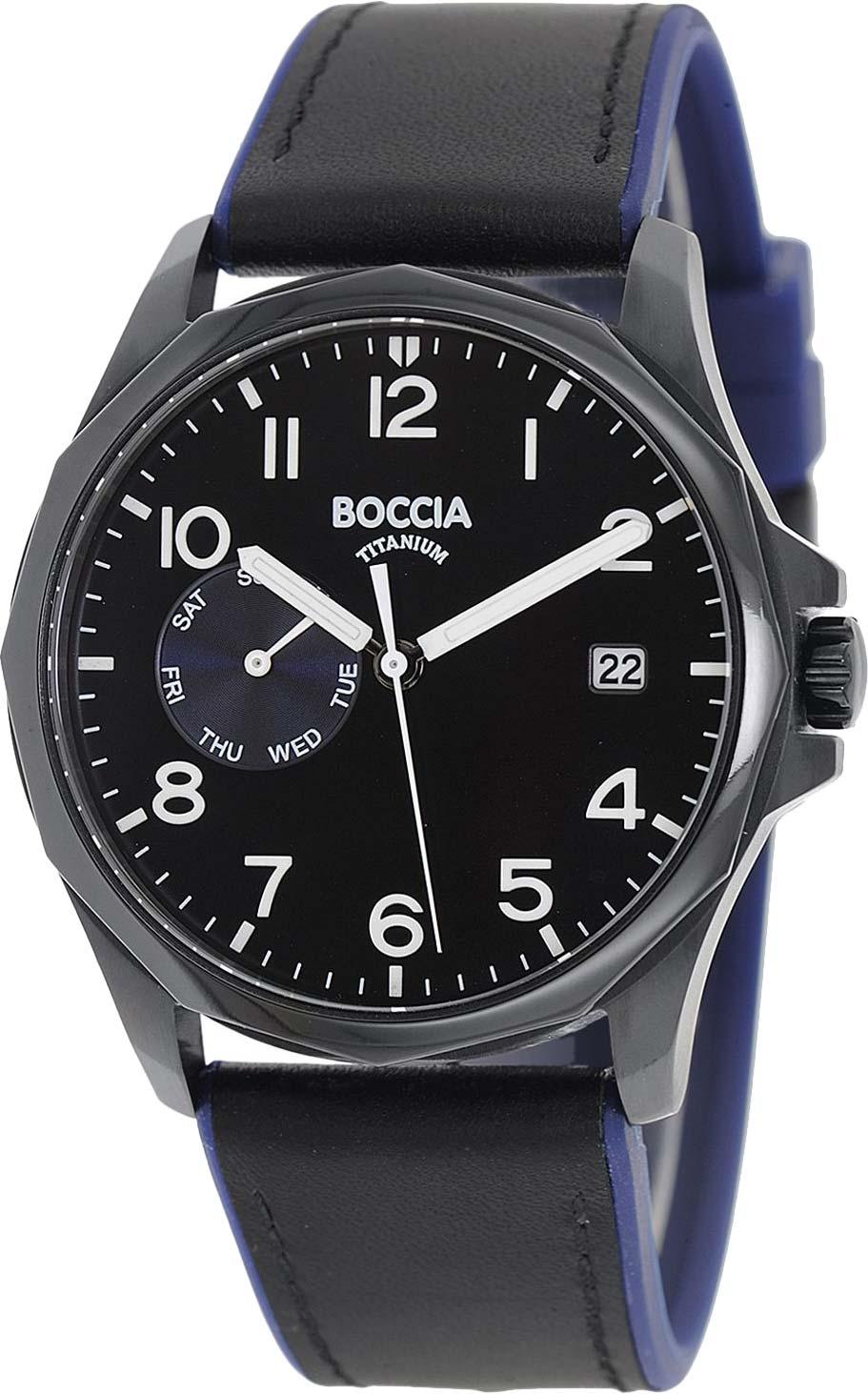 Мужские часы Boccia Titanium 3644-03