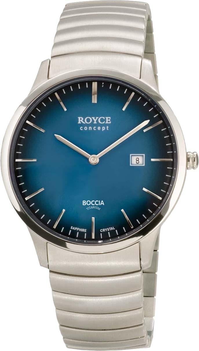 Мужские часы Boccia Titanium 3645-03