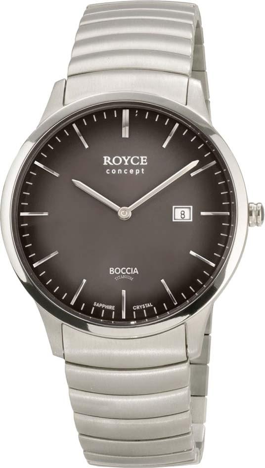 Мужские часы Boccia Titanium 3645-04