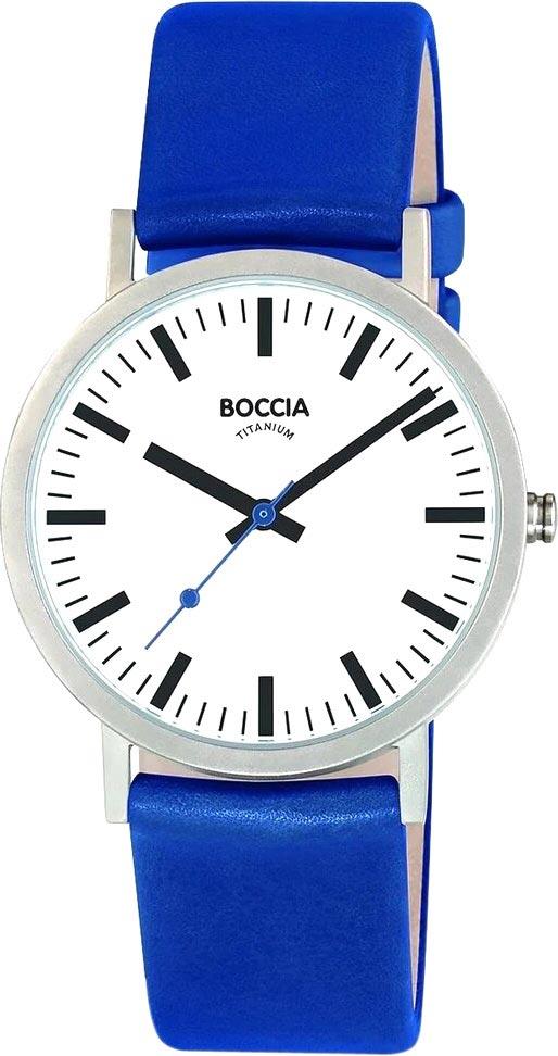 Женские часы Boccia Titanium 3651-04 женские часы boccia titanium 3281 04