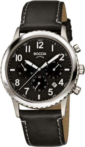 Мужские часы Boccia Titanium 3745-01
