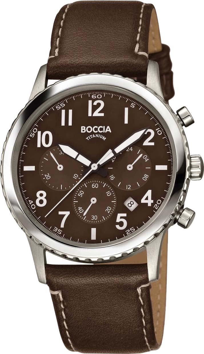 Мужские часы Boccia Titanium 3745-02