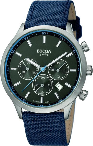 Мужские часы Boccia Titanium 3750-02 все цены