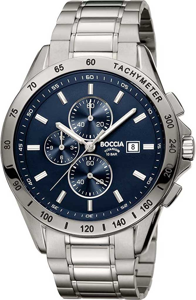 Мужские часы Boccia Titanium 3751-01 мужские часы boccia titanium 3549 01
