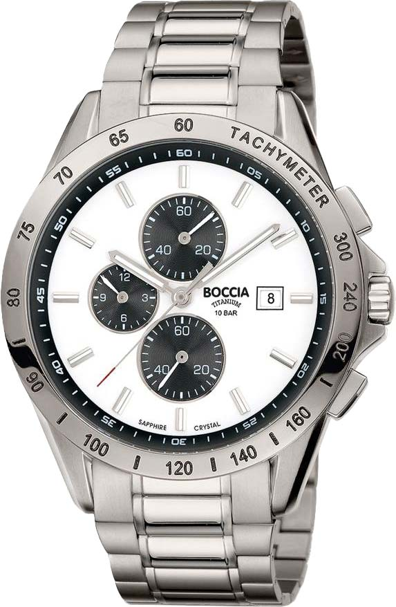 Мужские часы Boccia Titanium 3751-04