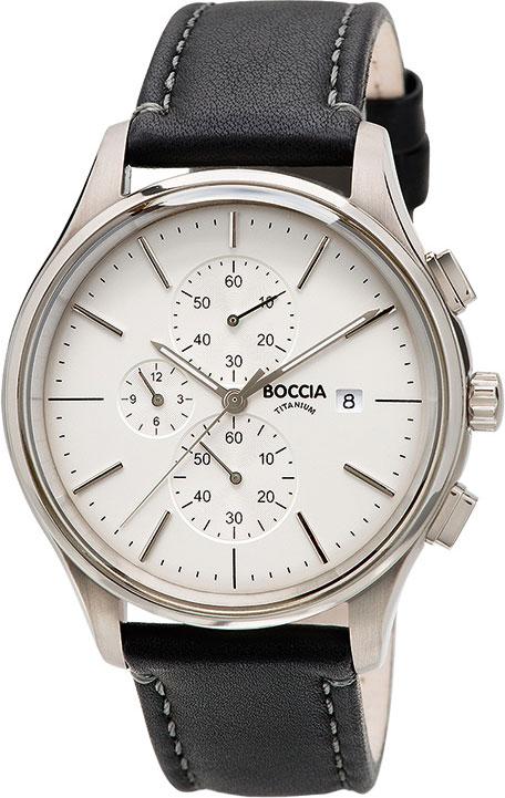 Мужские часы Boccia Titanium 3756-01 мужские часы boccia titanium 3549 01