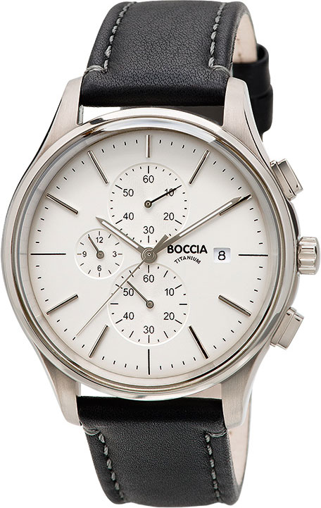 Мужские часы Boccia Titanium 3756-01 boccia bcc 3756 04