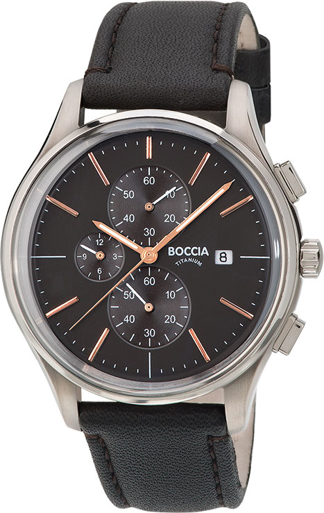 Мужские часы Boccia Titanium 3756-02 все цены