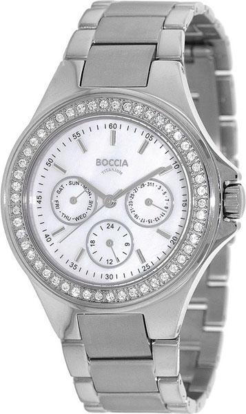 Женские часы Boccia Titanium 3758-01 женские часы boccia titanium 3208 01 page 2