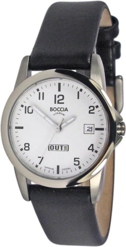 Женские часы Boccia Titanium 3227-01 Мужские часы Roamer 101.358.41.56.01